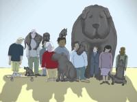 うつ病患者が見る世界を表した『ぼくのなかの黒い犬』に思わず共感。