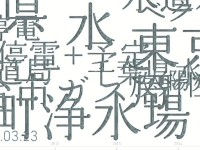 3.11、検索は応援になる。yahoo!にて「3.11」と検索すると10円寄付されます。